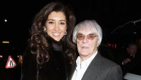 Bernie Ecclestone Is Expecting His 1st Child With His 44-Year-Old Wife Fabiana Flosi
