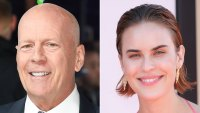 Bruce Willis Shaved His Daughter Tallulah's Head: Watch