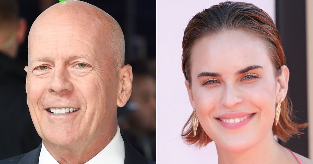 Bruce Willis Shaved Daughter Tallulah's Head: Watch
