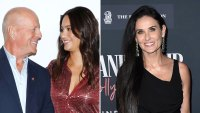 Bruce Willis Wife Emma Heming Reacts to Him Isolating With Demi Moore