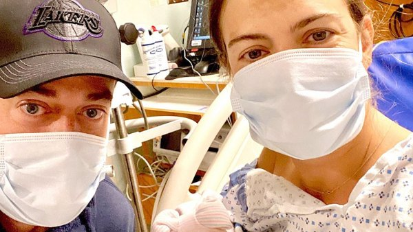 Carson Daly and Siri Daly Celebrity Babies Born During the Coronavirus Pandemic