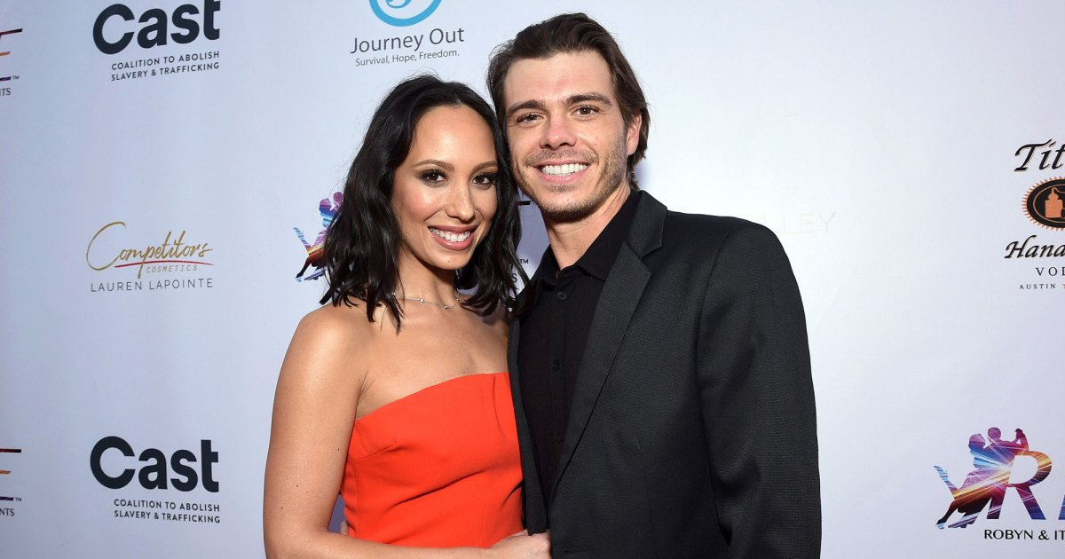 Cheryl Burke and Matthew Lawrence's Pregnancy Plans Are on 'Pause' Amid Coronavirus - Us Weekly