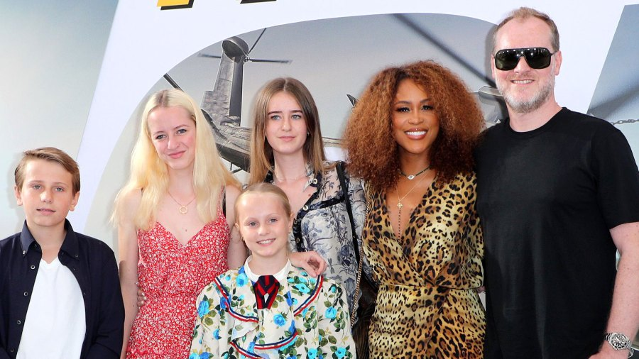 Eve Says Having Stepdad Made Her a Better Stepmom Maximillion Cooper Kids