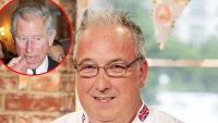Former Royal Chef Darren McGrady Shares Prince Charles Favorite Meal