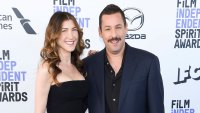 Jackie Sandler and Adam Sandler 35th Annual Film Independent Spirit Awards Sex Life Has Improved in Quarantine