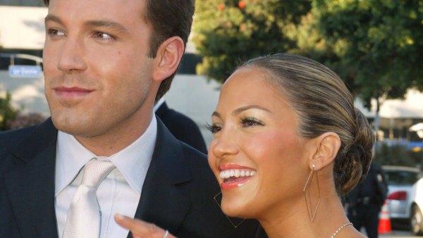 Jennifer Lopez Gushes Over Her 2002 Engagement Ring From Ben Affleck