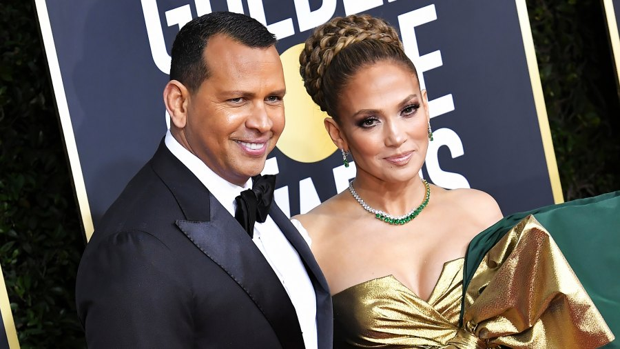 Jennifer Lopez and Alex Rodriguez Chef Envisions Caribbean American Food