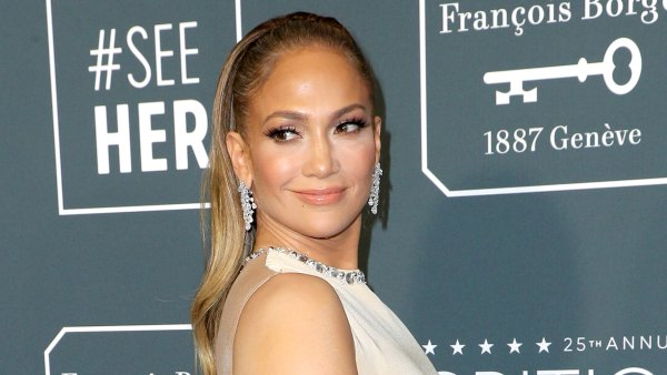 Jennifer Lopez easter eats p