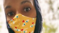 Kerry Washington's Chic Face Mask Was Made By This 'Grey's Anatomy' Actress
