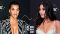 Kourtney Kardashian Explains Why She Physically Attacked Kim Kardashian