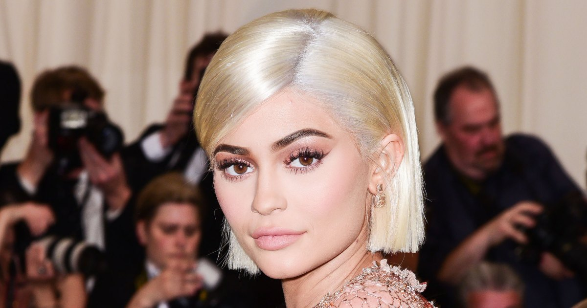 Kylie Jenner Is Going Au Naturel While in Quarantine