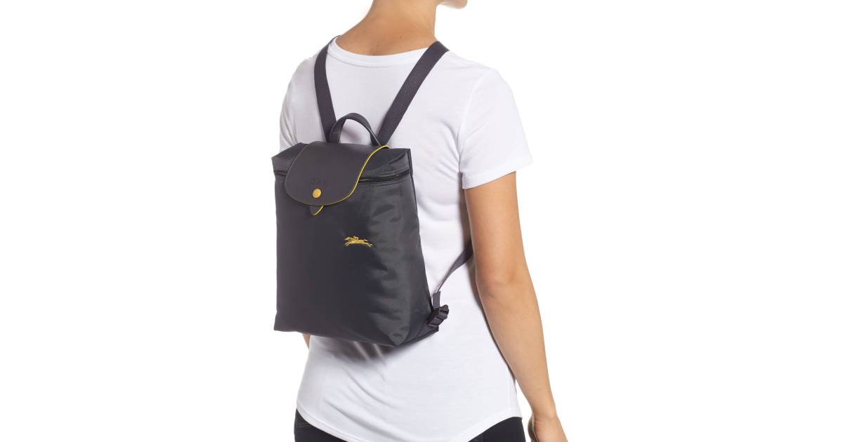 So Many Longchamp Le Pliage Backpack Styles Are on Sale at Nordstrom