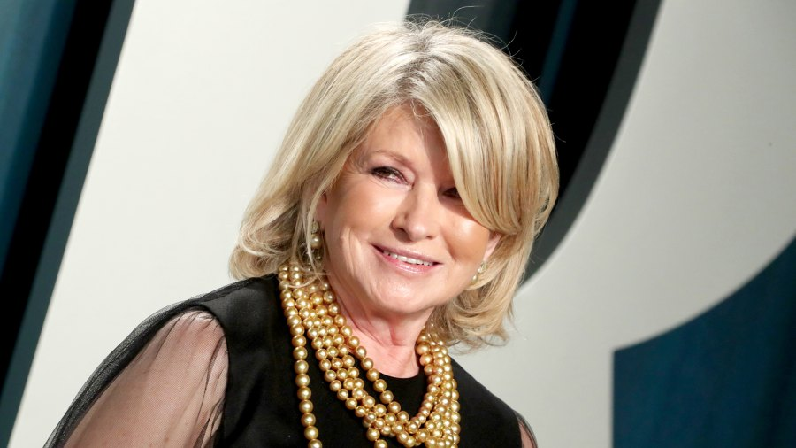 Martha Stewart Refers to Her Quarantine House Guests as Detainees