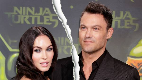 Megan Fox, Brian Austin Green Split After Nearly 10 Years of Marriage