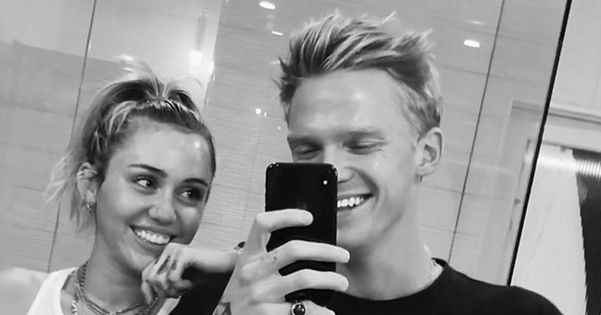 Watch Miley Cyrus Buzz Off All of Cody Simpson's Hair