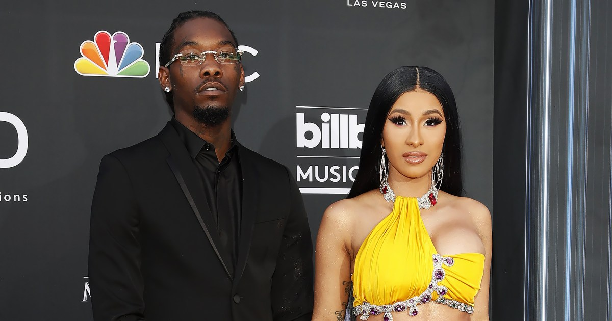 Cardi B Reveals Huge Offset Tattoo Of Husband S Name On: Offset Reveals If He's Working With Cardi B On Music In