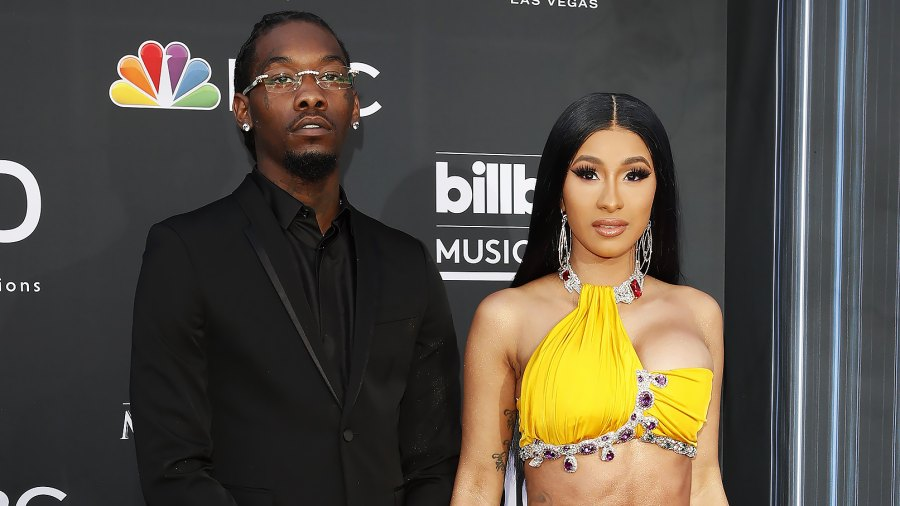 Offset Cardi B working on new music