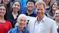 Prince Harry Hinted at Royal Exit to Jane Goodall When She Met Archie 8 Months Earlier