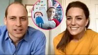 Prince William Duchess Kate Video Chat With Kids School Amid Pandemic