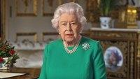 Queen Elizabeth II Coronavirus Pandemic Address Nation