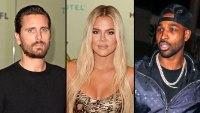 Scott Disick Convinced Khloe Kardashian Tristan Thompson Have Hooked Up Amid Quarantine