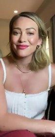 Stars At Home - Hilary Duff