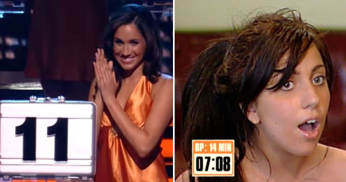 Meghan! Gaga! Stars Who Appeared on Game Shows Before They Were Famous