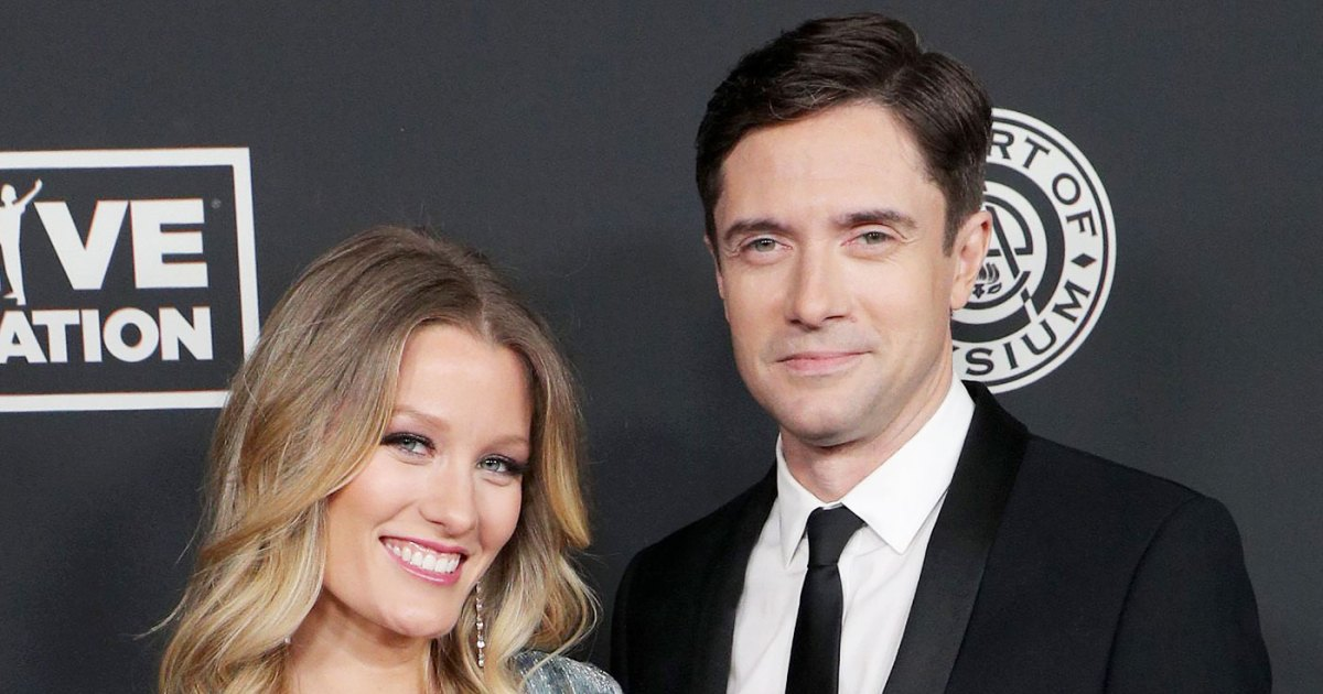 Topher Grace Ashley Hinshaw Welcome Their 2nd Child