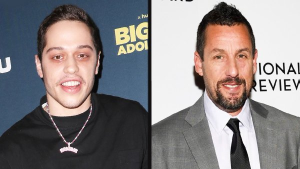 Pete Davidson and Adam Sandler Unite for Quarantine Anthem 'Stuck in The House' on 'SNL'