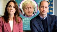 William Kate Send Well-Wishes Boris Johnson Amid Coronavirus Battle