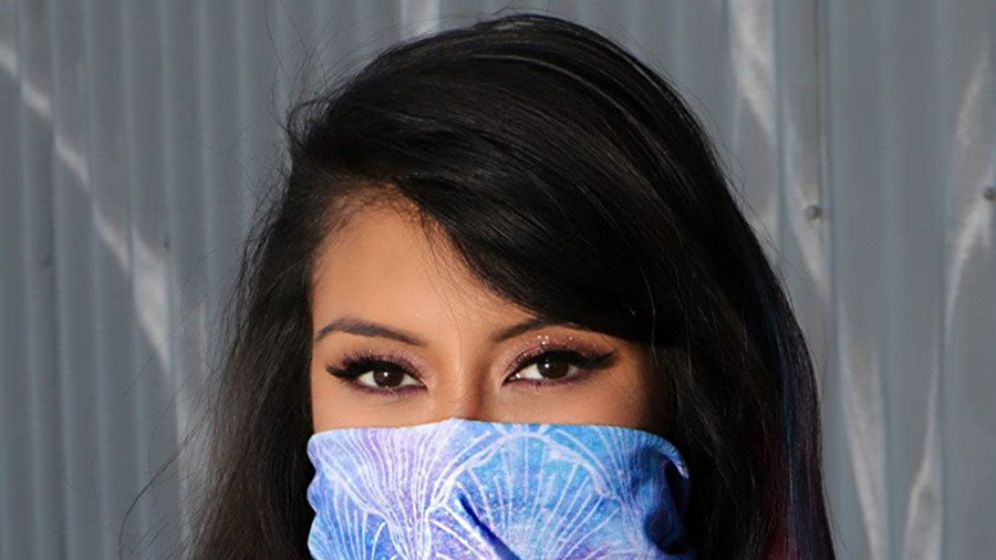iHeartRaves Seamless Face Mask Bandana