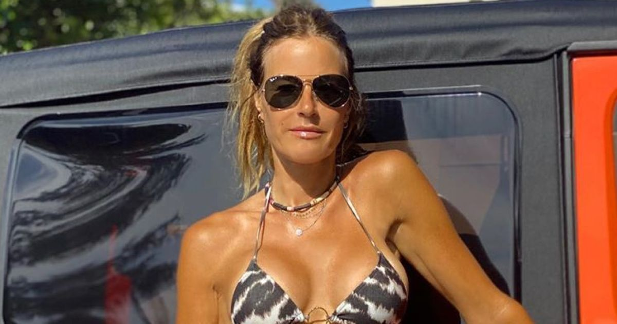 Kelly Bensimon, More 'Housewives' Stars Look Like Supermodels in Swimsuits