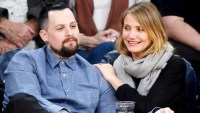 Benji Madden Says He's 'Grateful' to Wife Cameron Diaz as They Celebrate First Mother's Day With Baby Raddix
