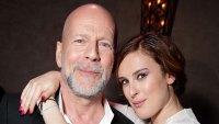 Bruce Willis Accidentally Crashes Rumer Willis Body Talk Video