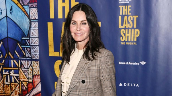 Courteney Cox Most Bizarre Mothers Day Gift