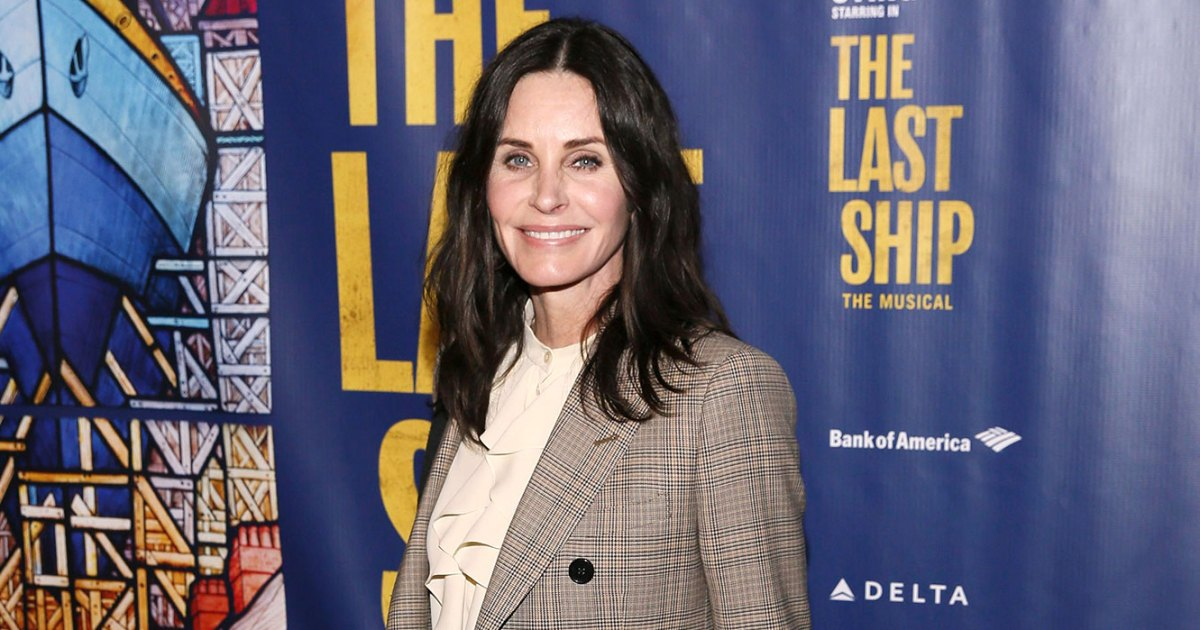 Courteney Cox Remembers Her Most Unexpected Mother's Day Gift