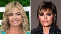 Denise Richards Snaps When Lisa Rinna Asks About Charlie Sheen, Hookers on 'The Real Housewives of Beverly Hills'