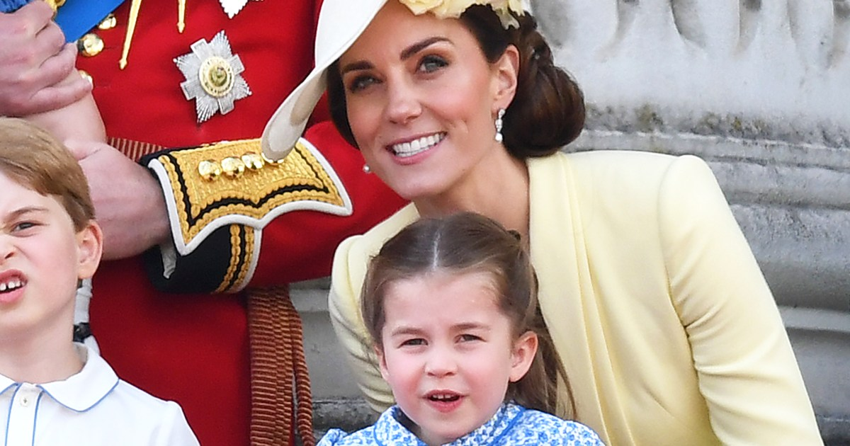 Kate Middleton Shares Photo of Princess Charlotte on Her Birthday