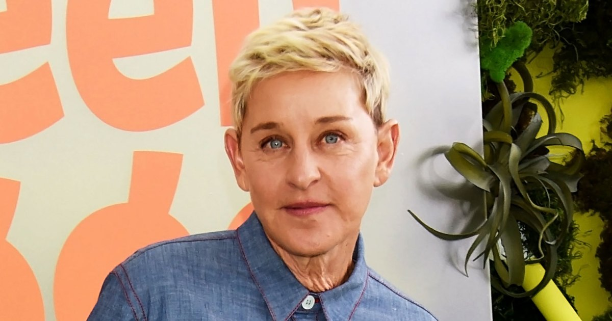 Ellen DeGeneres Thought Rumors She's Mean Were 'Just Sour Grapes'