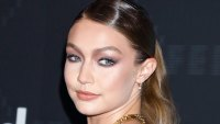Gigi Hadid Says She's Never Had Filler in Her Cheeks