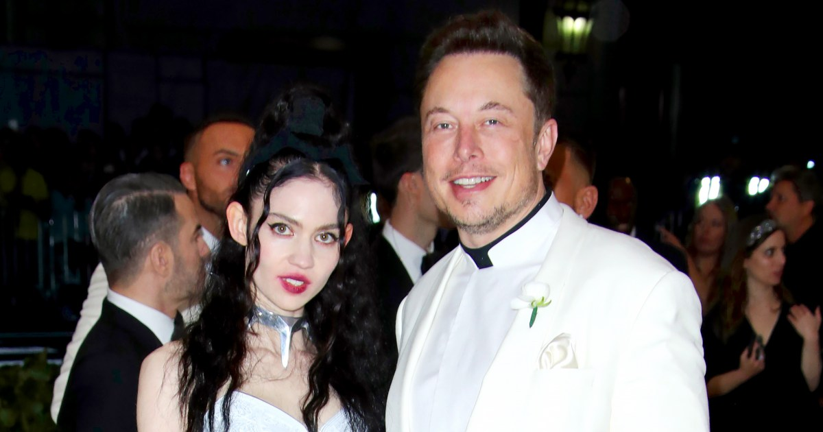 Grimes and Elon Musk Change Newborn Son X Æ A-12's Name