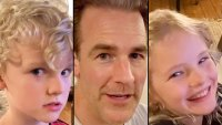 James Van Der Beek Kids Hilariously Call Him Out for Cussing and Using Accent in Varsity Blues