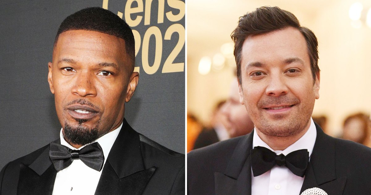 Jamie Foxx: Canceling Jimmy Fallon Over Blackface Skit Is 'a Stretch'