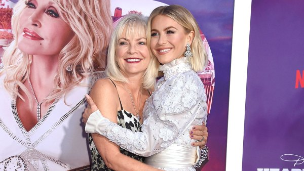 Julianne Hough Bought Her Mom a House