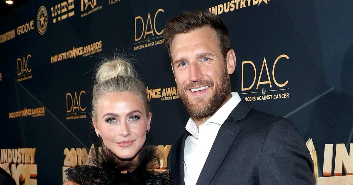 Julianne Hough and Brooks Laich 'Never Tried' to Get Pregnant