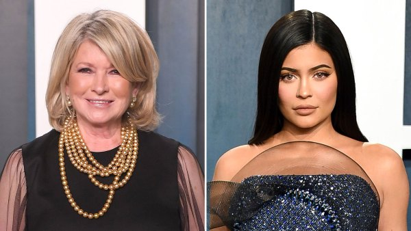 Martha Stewart Kylie Jenner Memorial Day Meals