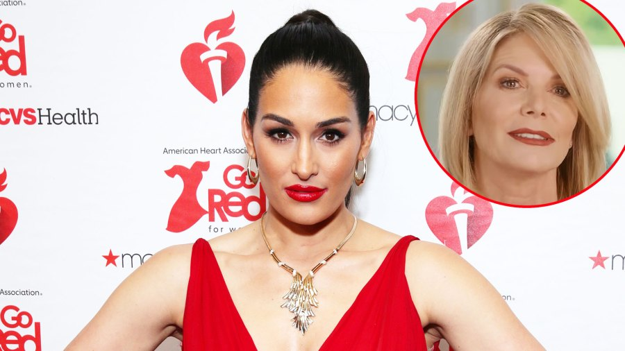 Nikki Bella Reveals Her Mom Learned of Her Sexual Assaults With the Rest of the World