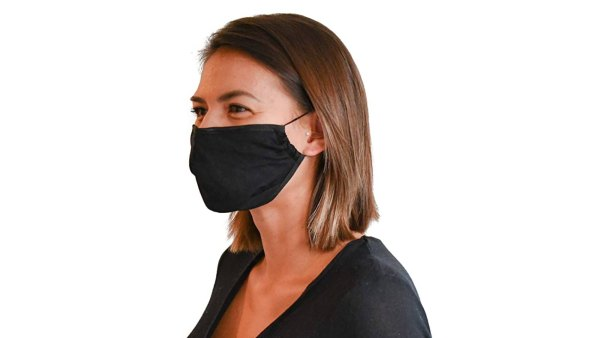 NxTSTOP Apparel TRAVLEISURE Adjustable, Reusable, Washable Bamboo Face Mask