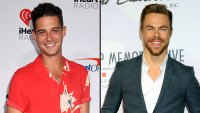 Wells Adams Derek Hough Stars Reveal First Thing They Want to Do After Quarantine