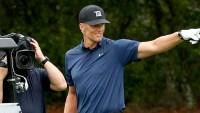 Tom Brady Splits Pants During Charity Golf Tournament